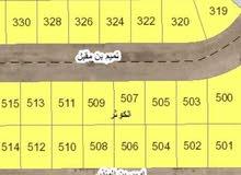 رض للبيع بمخطط128ج االعزيزيه الخبر مساحه437م شارع20شمال ب185الف مباشره