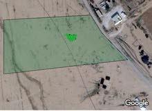 للبيع ارض 14.5 دونم في الخريم مقابل بئر المناصير