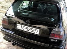 Used condition Volkswagen Golf 1992 with 90,000 - 99,999 km mileage