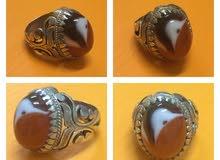 خاتم. جميل من العقيق