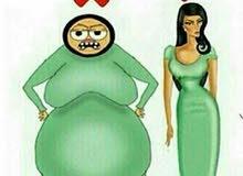 سر خساره الوزن الزائد