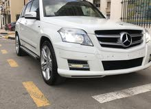 Mercedes Benz GLK car for sale 2011 in Tripoli city