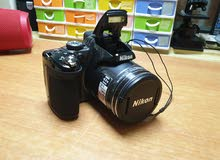 Nikon COOLPIX P520 بحالة الوكالة