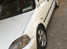 Honda Civic 1999 For sale - White color