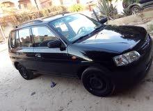 Mazda Demio Used in Benghazi