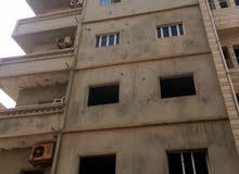 عماره في الصابري  على شارعين المساحه 123 متر