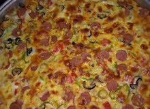 بيتزا تحفة