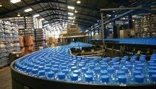 مصنع للماء المعدني للبيع بالكامل