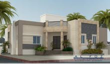 5 Bedrooms rooms More than 4 bathrooms Villa for sale in AmeratHajar