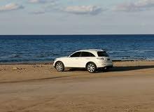 infinity luxury sports 4*4 car