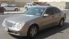 Mercedes E200 kompressor 2005  Full Option