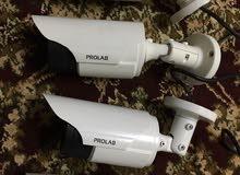 كاميرات مراقبه من شركه prolab