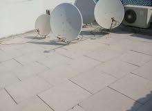 الأقمار الصناعية / طبق أي مشكلة الاتصال بي