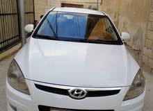 Hyundai i30 2009 For sale - White color