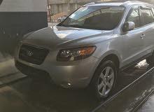 Hyundai Santa Fe 2008 For sale - Grey color
