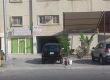 Second Floor  apartment for rent with 2 rooms - Hawally city Salmiya