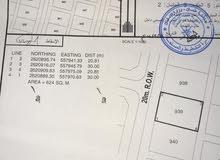 ارض في الملده 8 بالقرب من مركز الشرطه الجديد