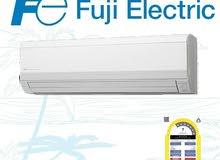 مكيفات فوجي لدى مؤسسة الثقة لأنظمة التكيف والتبريد