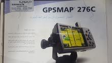 للبيع جهاز GPS عربي وجميع اغراضه متوفره