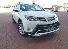 Toyota RAV 4 car for sale 2014 in Muscat city