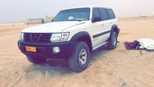 White Nissan Patrol 2004 for sale