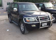 2002 New Pajero with Automatic transmission is available for sale
