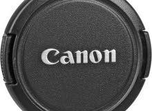 فرصة لبيع عدسة *CANON* 55-250 mm