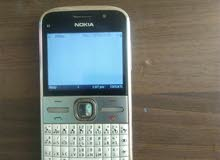 Nokia E5 Silver colors