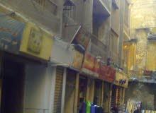 بيع عقار تجاري القاهرة شارع بور سعيد