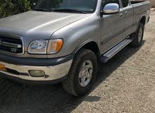 For sale 2001 Grey Tundra