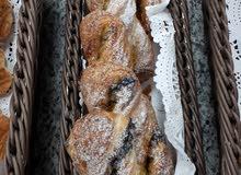 خباز عام جميع أنواع المخبوزات الأوروبية
