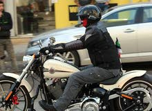 Buy a Used Harley Davidson motorbike made in 2014