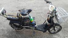 دراجة كهربائية أربع بطاريات
