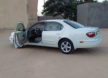 نيسان مكسيما موديل 2004  الدار المحرك او كمبيو تبارك الله ماشية 257  سيارة خالية