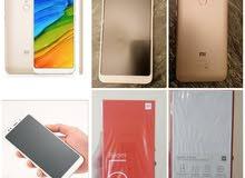 Xiaomi 5 plus بحالة ممتازة جداً