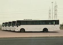 للايجار باصات تاتا 55 راكب