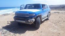 Toyota FJ Cruiser 2007 For sale - Blue color