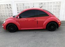 Used Volkswagen New Beetle for sale in Dubai