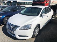 For sale 2015 White Sentra