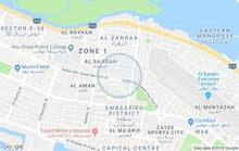 أستديوهات اول ساكن شامل مع باركنات خاصه ابو ظبي المرور