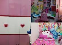 غرفة نوم اطفال بحالة جيدة