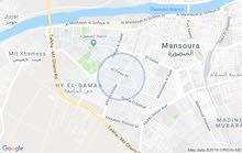 شقة للإيجار بشارع طابا في كلية اداب