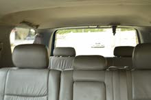 Used condition Toyota Sequoia 2004 with +200,000 km mileage