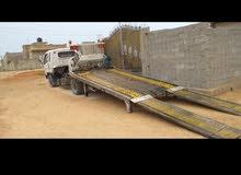 هونداي ساحبه لنقل السيارات.داخل وخارج بنغازي