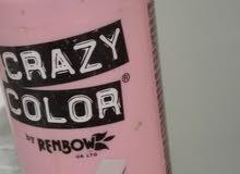 صبغات crazy color الجريئة
