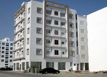Second Floor  apartment for sale with 2 Bedrooms rooms - Seeb city Al Khoud