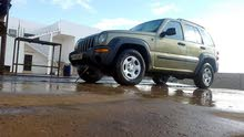 Jeep Liberty 2004 For sale - Green color