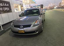 For sale 2008 Gold Altima