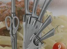 طقم سكاكين إيطالي