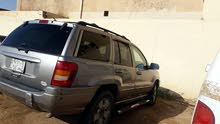 +200,000 km Jeep Grand Cherokee 2001 for sale